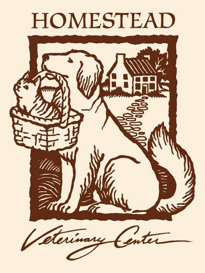 Homestead Veterinary Clinic logo